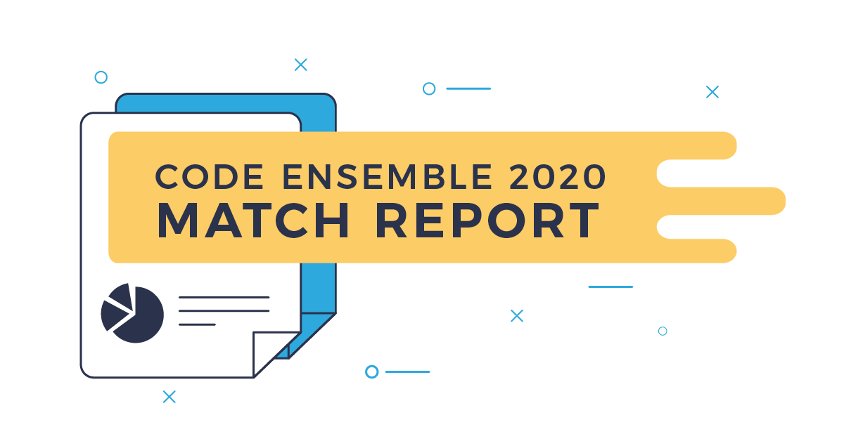 Code Ensemble 2020 – A Thrill From Start To Finish.