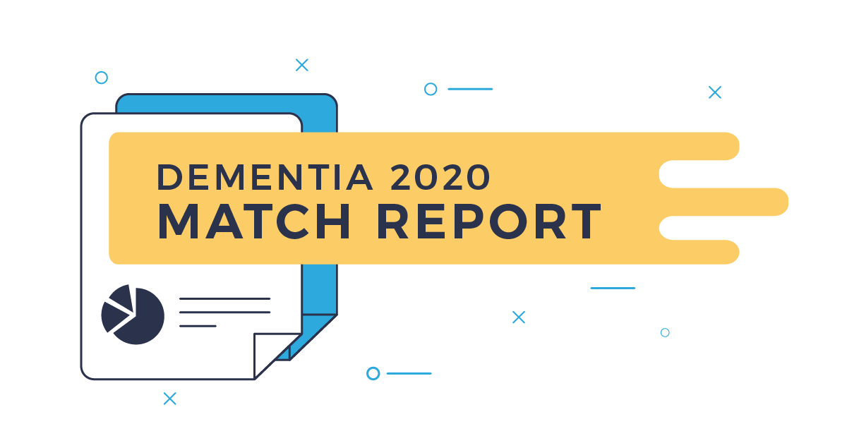 Dementia 2020, The Coding Competition Of Dreams.