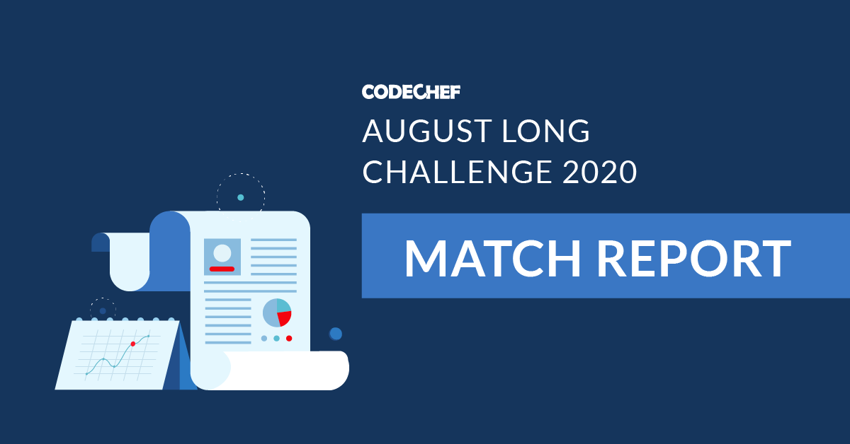 CodeChef August Long Challenge 2020