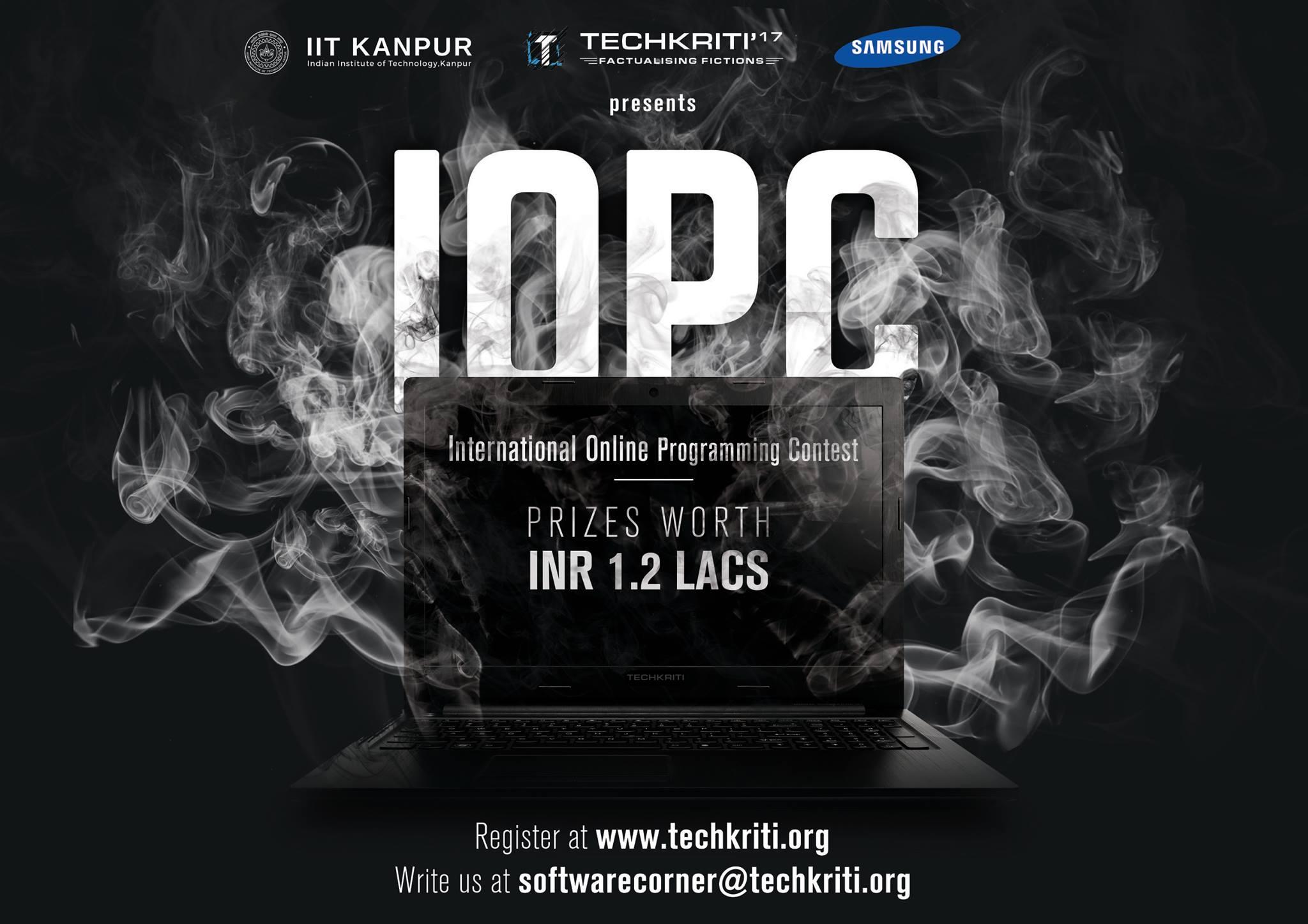 Image result for techkriti 2018