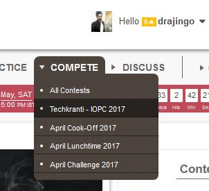 Techkranti - IOPC 2017