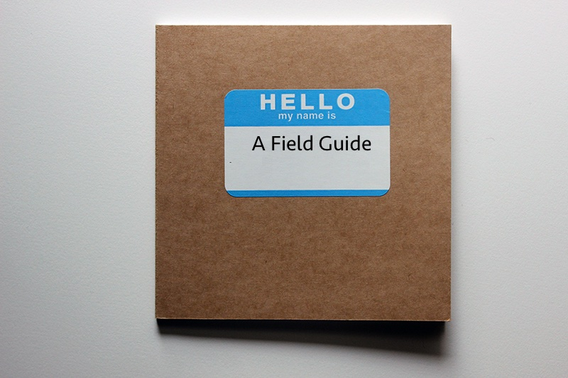 The value of a field guide