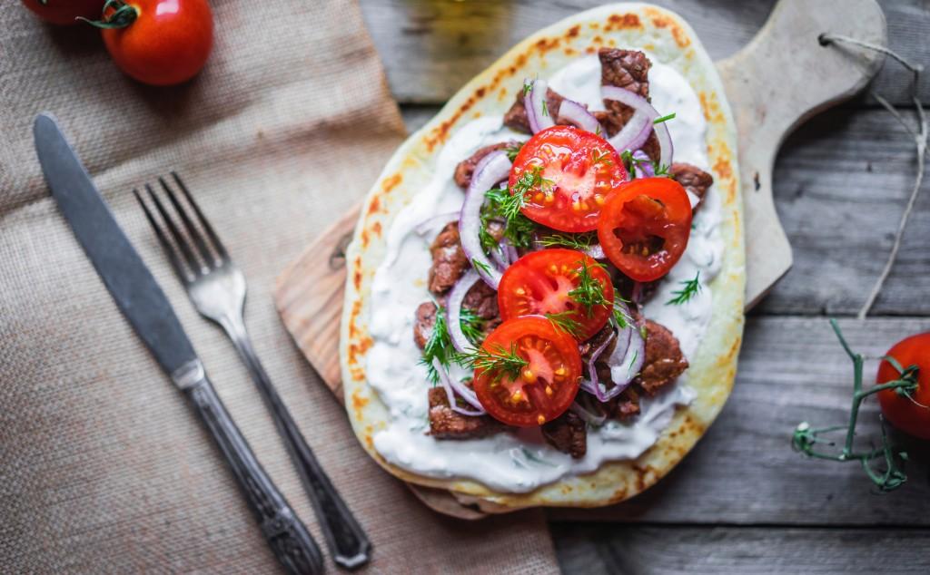 Mediterranean Shawarma