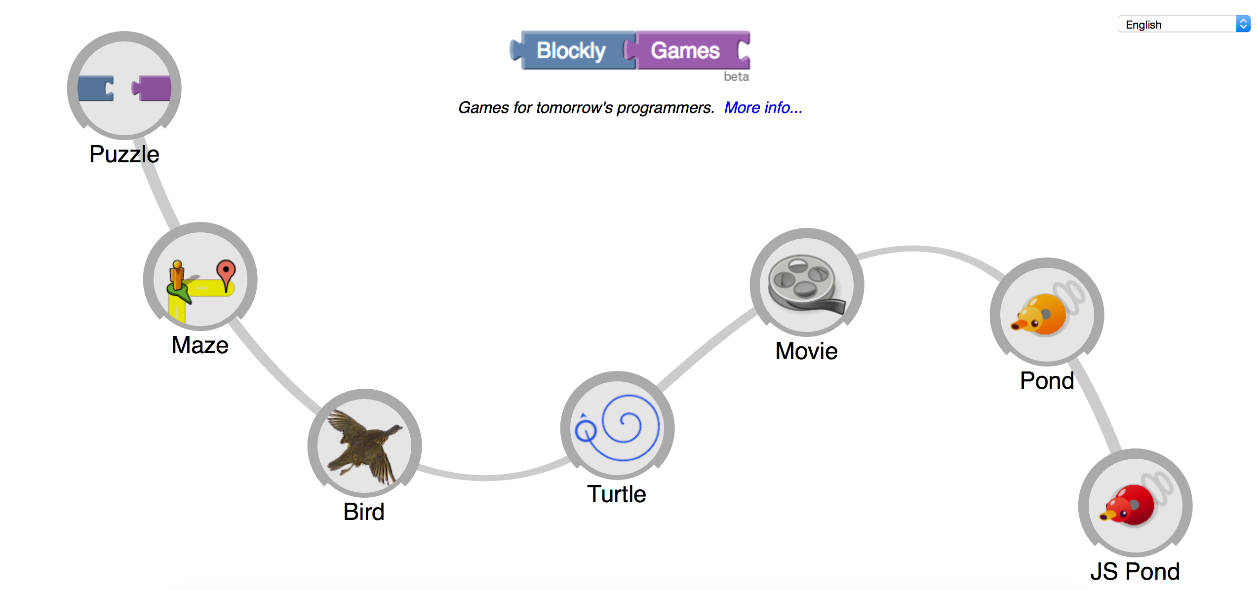 hour of code q a how to introduce more children and girls to blockly and scratch are also really good because through dragging and dropping components you d figure out what a loop is and how it works in a game