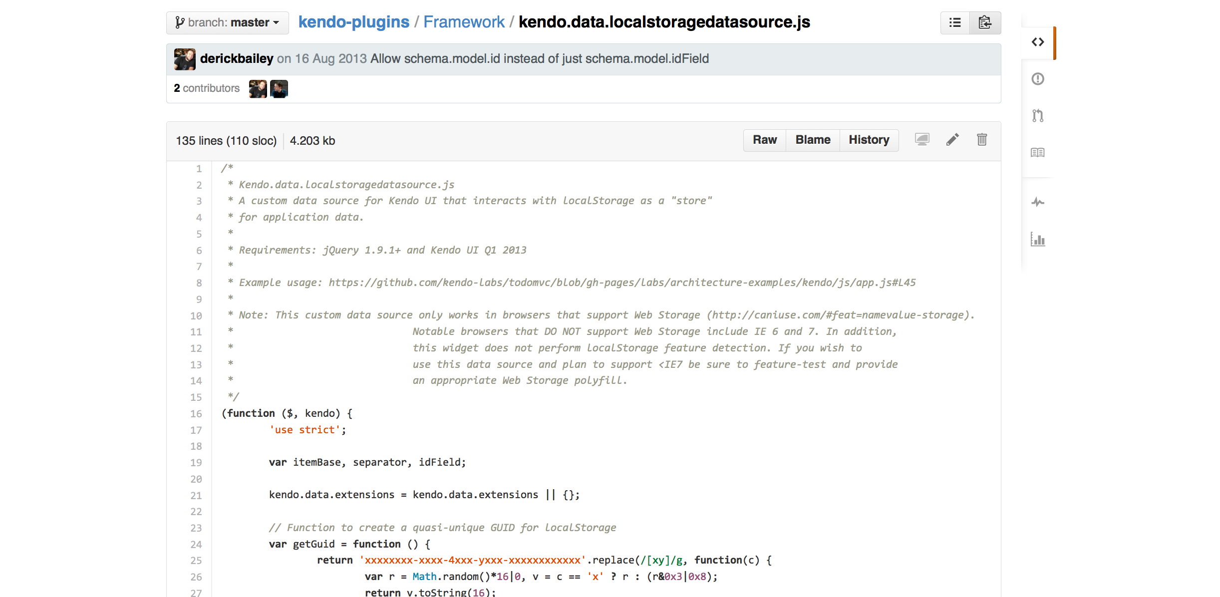 Kendo UI Best practices: Creating a large SPA & Caching