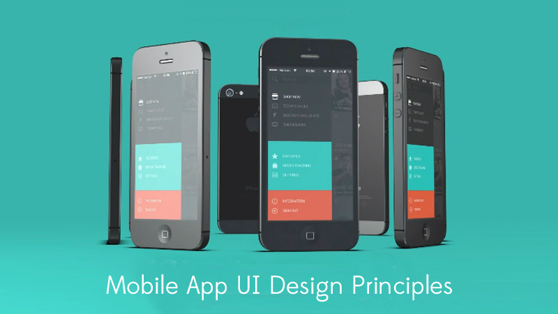 UI Design Principles Every Mobile App Developer/Designer Must Follow