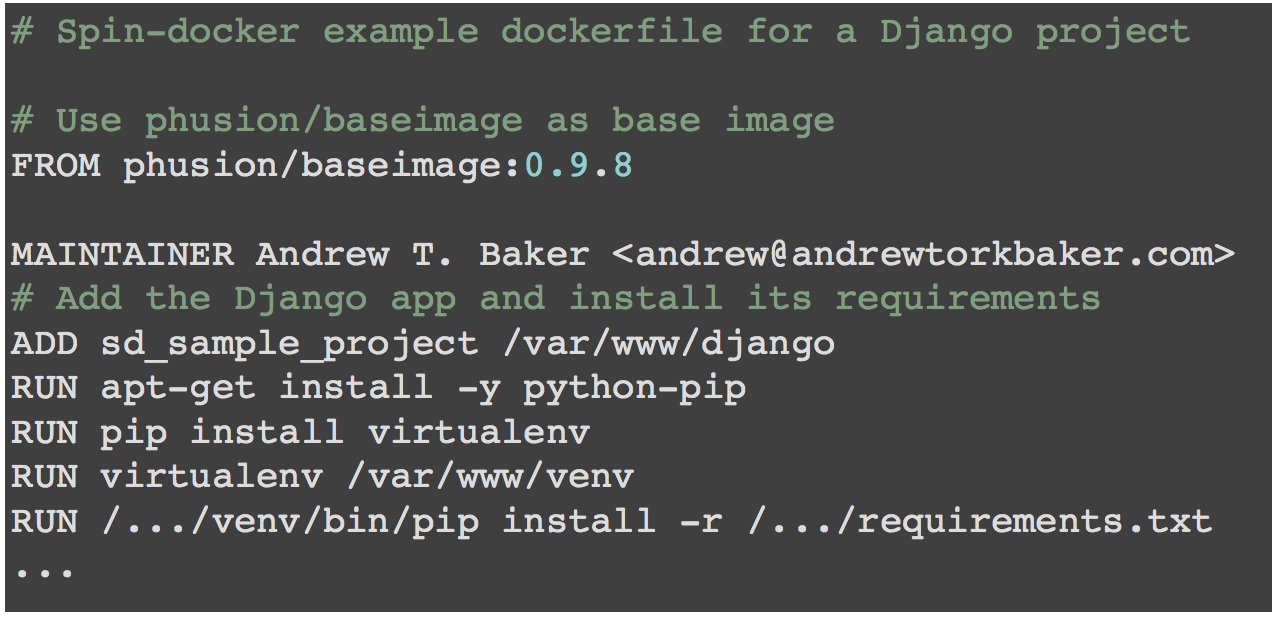 An Introduction to Docker by Instructor of O'Reilly's Docker