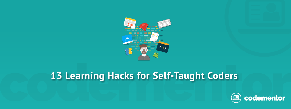 how to teach yourself how to code