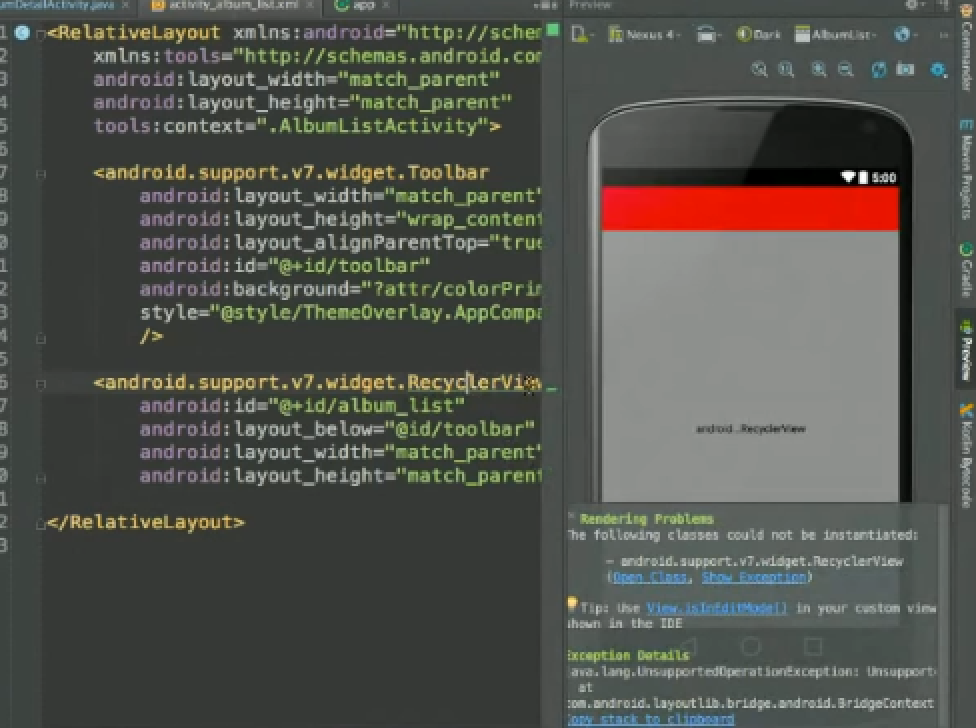 Android UI Q&A: Getting Started with Android UI Design, Best