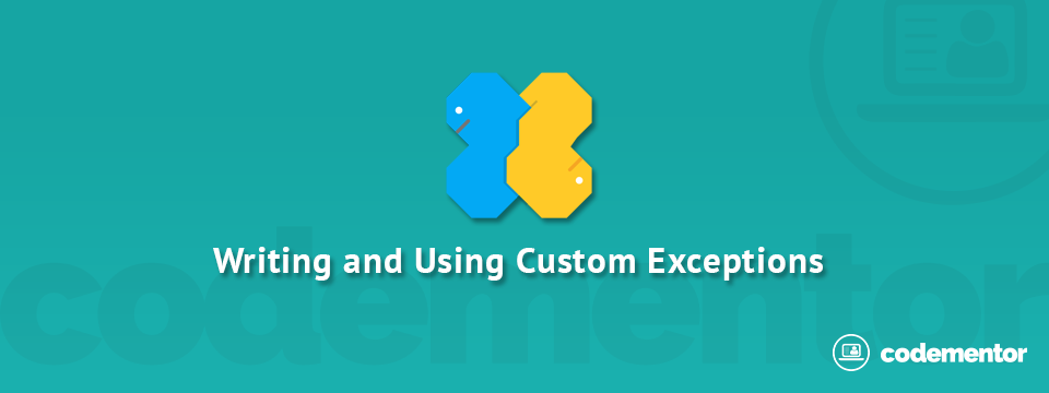 How to write custom exception in c