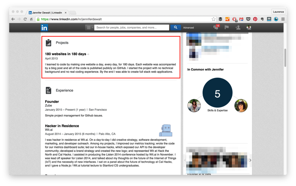 9 LinkedIn Profile Tips for New Developers | Codementor