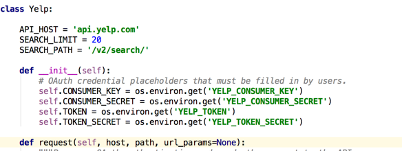 """Undefined Self""""? Are you suggesting I need therapy, PyCharm"""