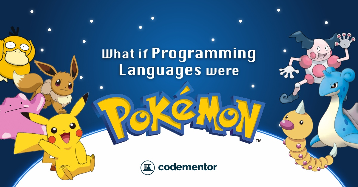 pokemon programming