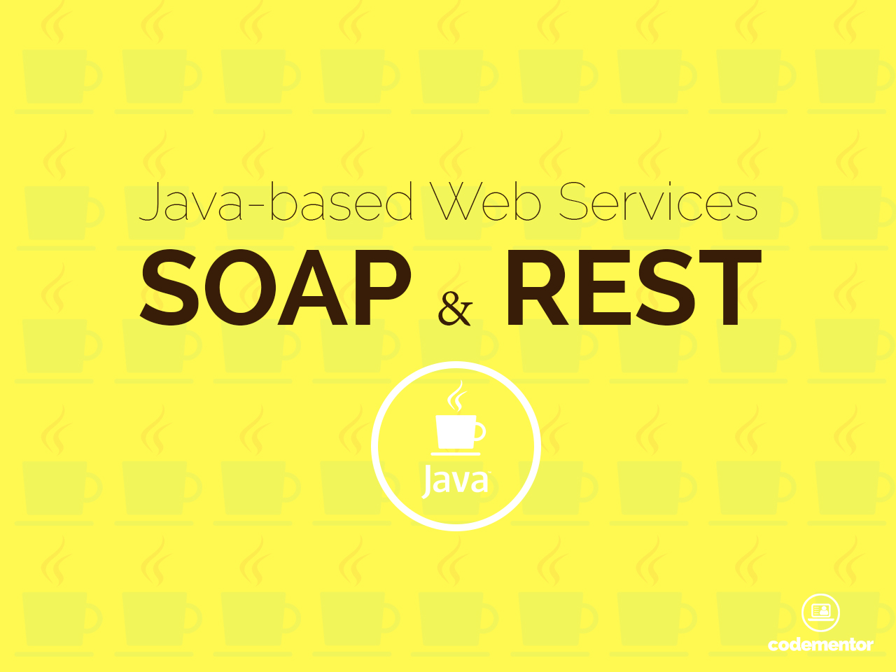 SOAP and REST: Distinguishing Java-based Web Services