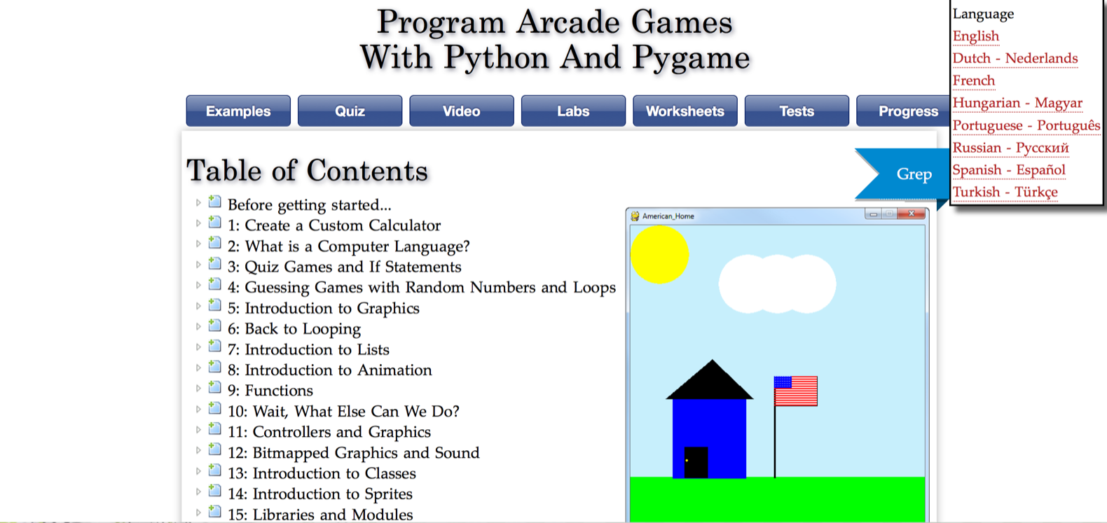 Gamelearn: Game-based training e-learning portal