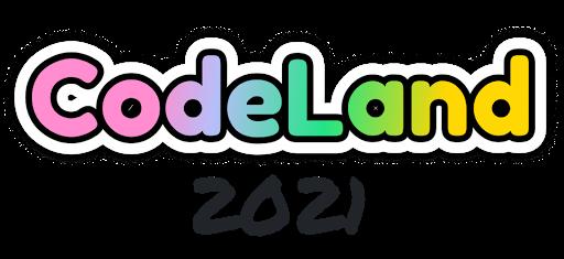 Codeland 2021 logo