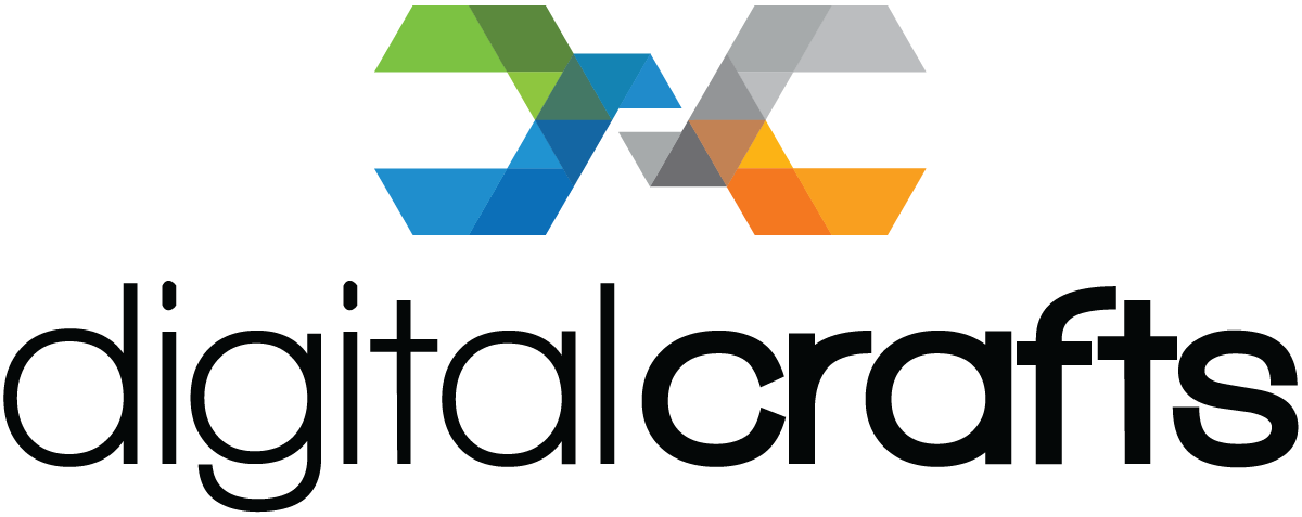 Digitalcrafts logo