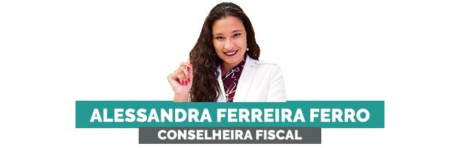 ALESSANDRA FERREIRA FERRO