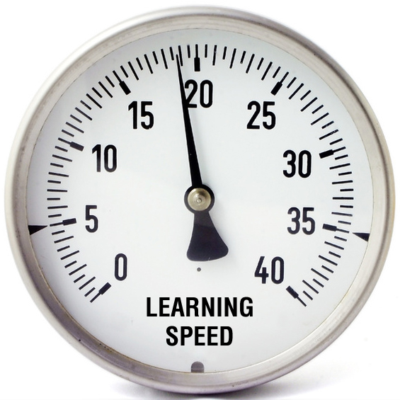 Learning gauge