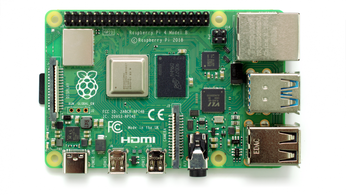 Learn: Access Raspberry Pi 4 with VNC | CodeTober