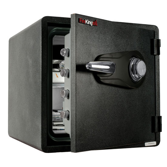 "Safe with Combination Lock – 18"" Height"