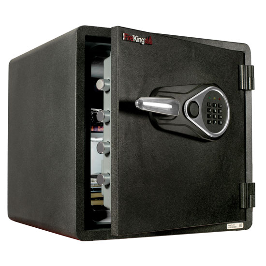 "Safe with Electronic Lock – 18"" Height"