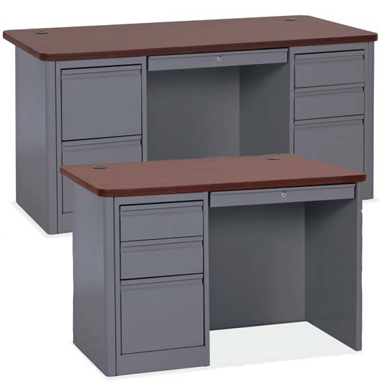 900 Series Steel Desks