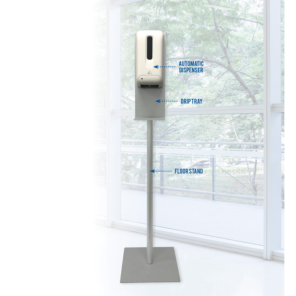Automatic Freestanding Sanitizer Dispenser