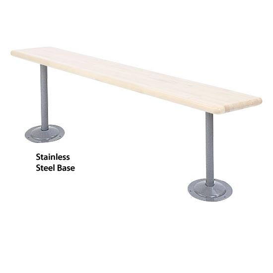 Bench Pedestals