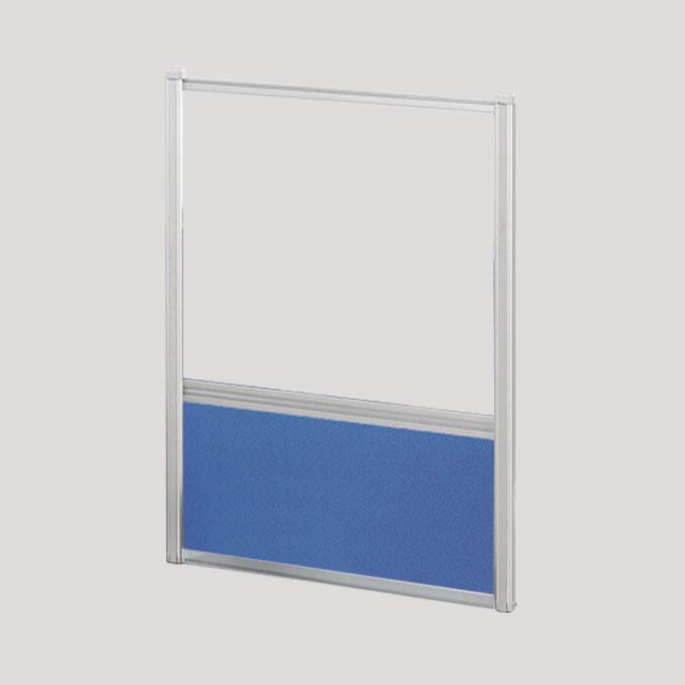 Borders Combination Screens (Acrylic + Fabric) – 24″W x 36″H