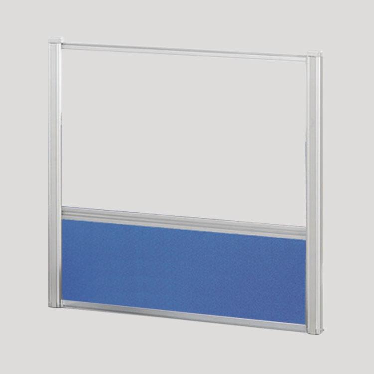 Borders Combination Screens (Acrylic + Fabric) – 36″W x 36″H