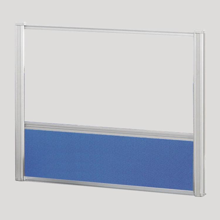 Borders Combination Screens (Acrylic + Fabric) – 60″W x 36″H