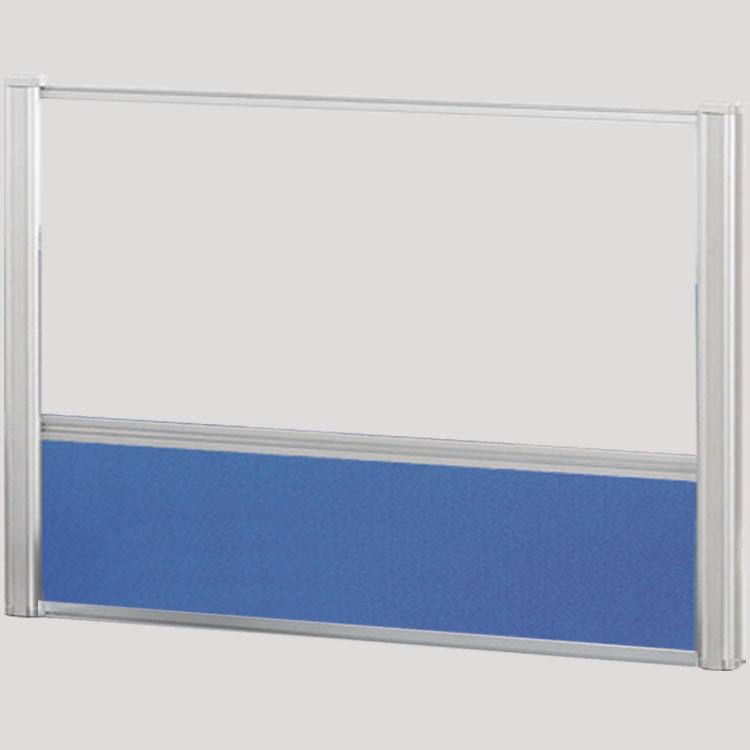 Borders Combination Screens (Acrylic + Fabric) – 72″W x 36″H