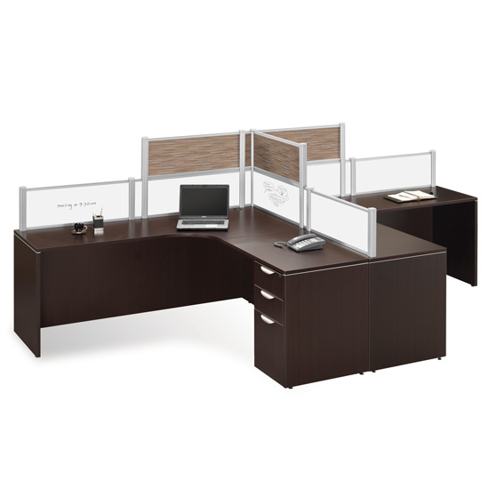 OfficeSource Borders II Collection Multi-Person Typical – OSB09
