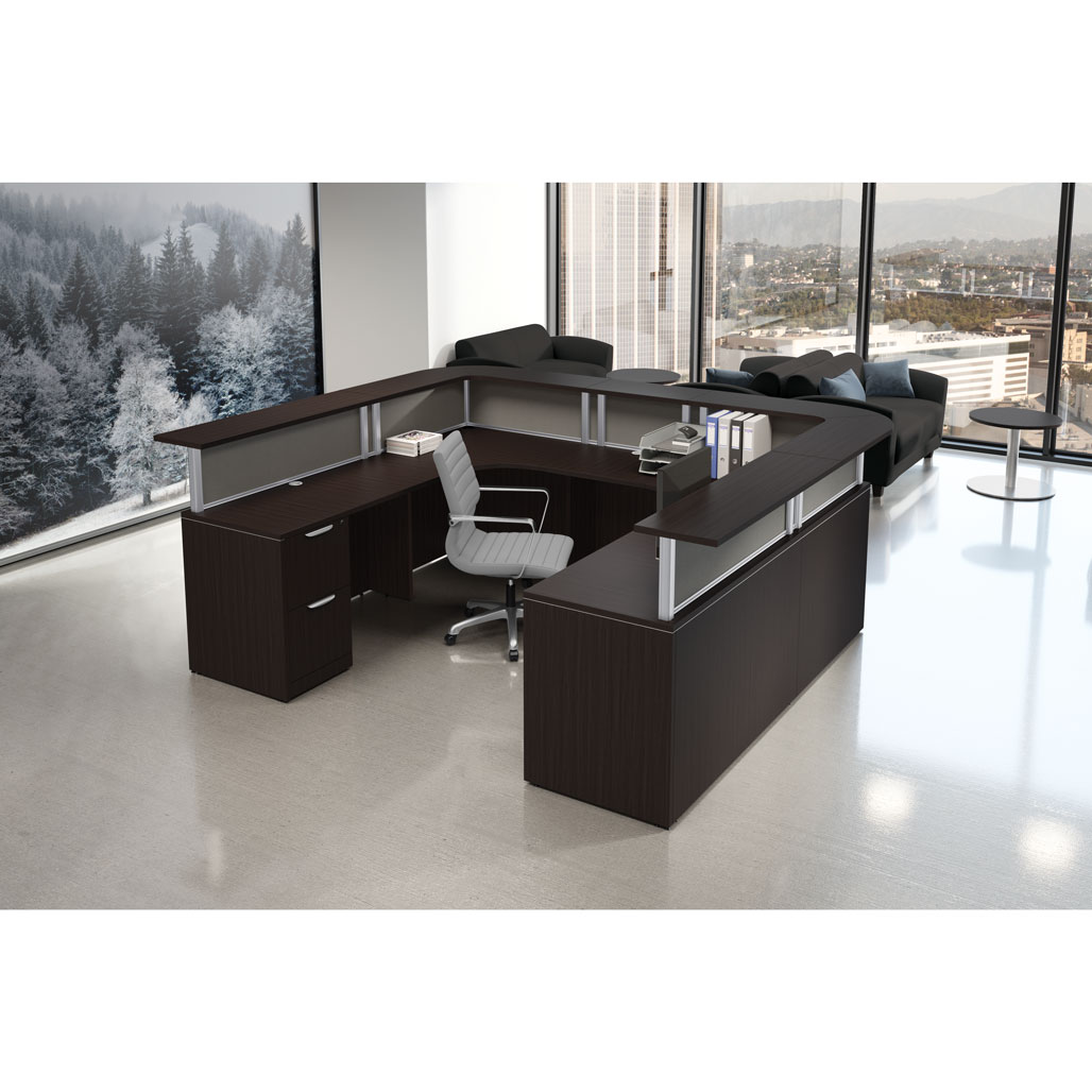OfficeSource Borders II Collection Reception Typical – OSB25