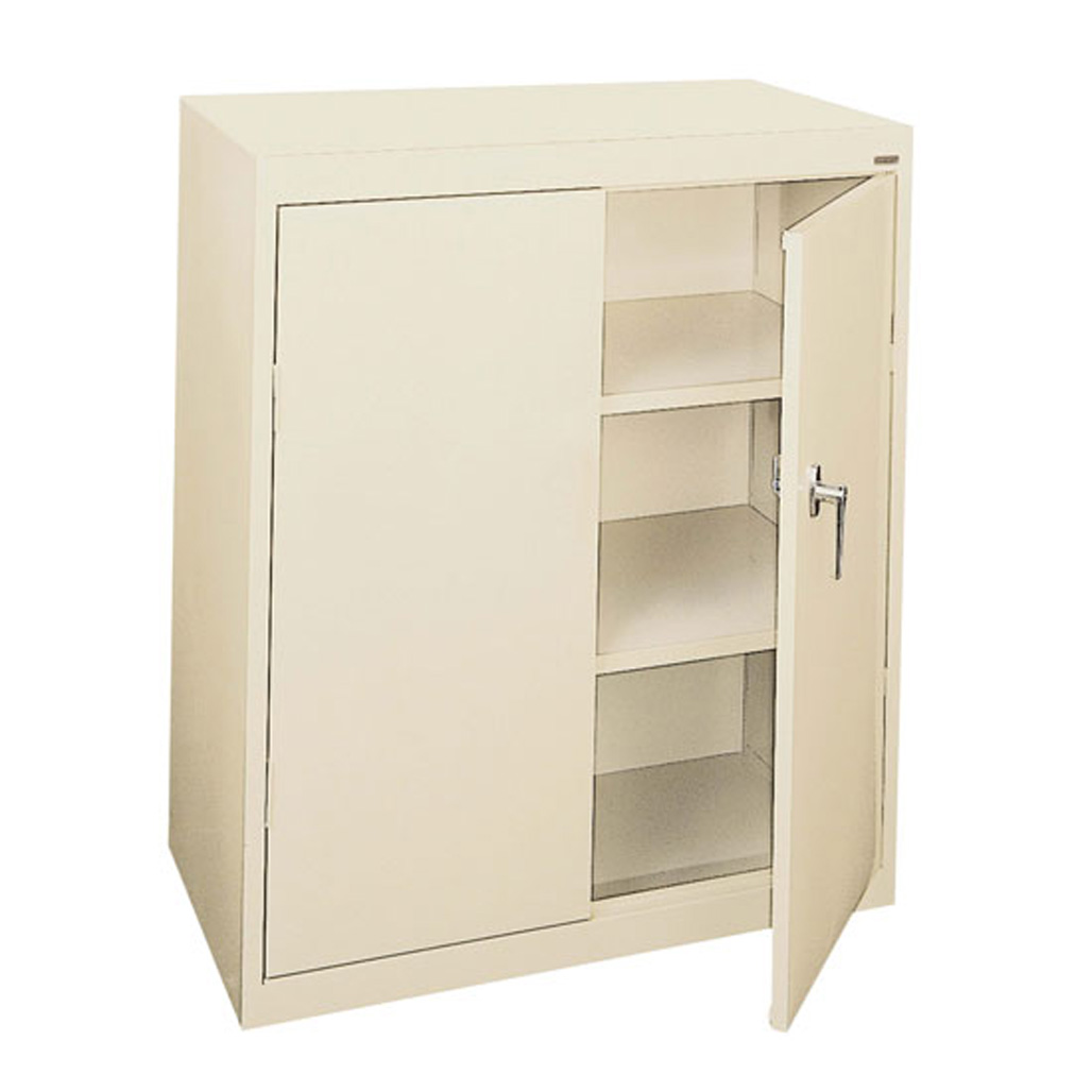 OfficeSource Budget Storage Cabinets Counter Height Cabinet