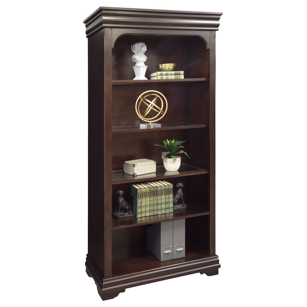 OfficeSource Cardinal Collection Open Bookcase
