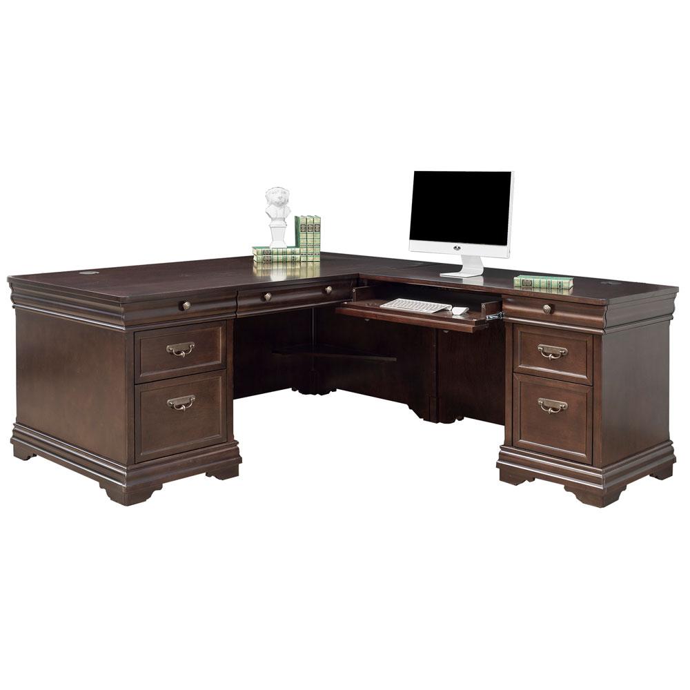 Left Return Desk-Return