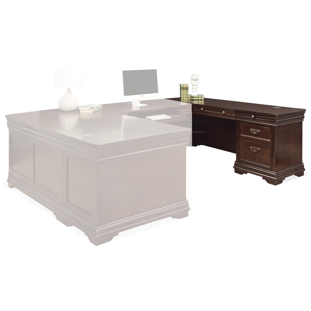 Credenza for U-Shaped Desk