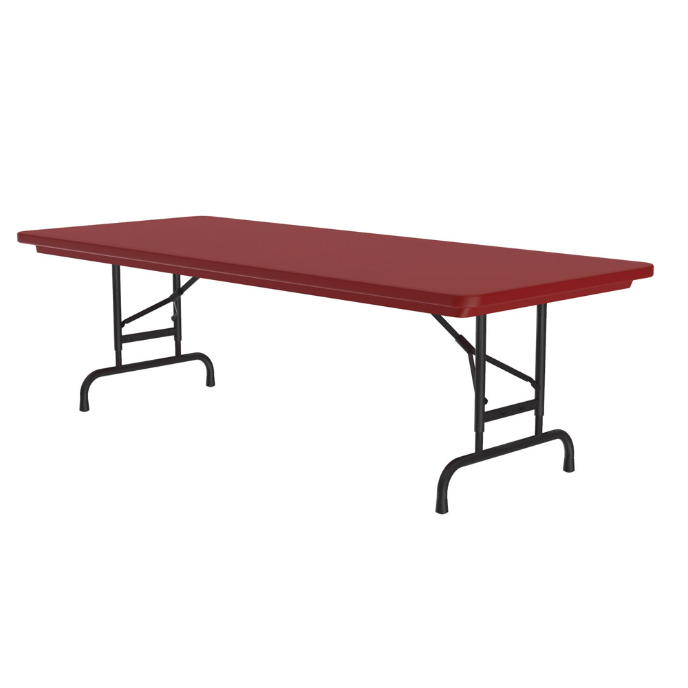 "Adjustable Height Blow Mold Table – 72"" x 30"""