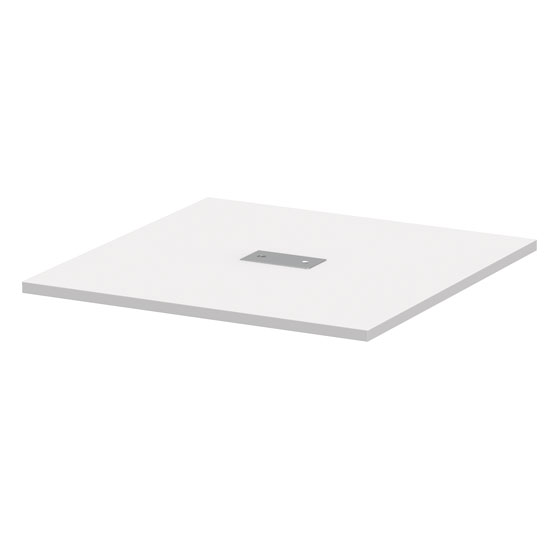 4′ Square Table Top – Requires Base