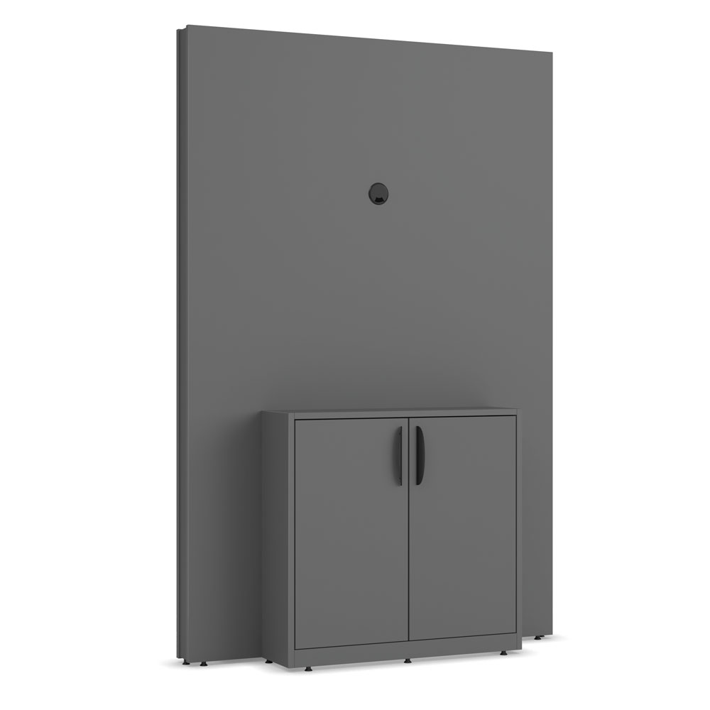 OfficeSource Conference/Multi-Purpose Tables Power Cabinet