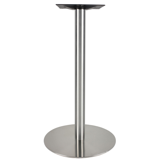 OfficeSource Conference/Multi-Purpose Tables Cafe Height Round Base