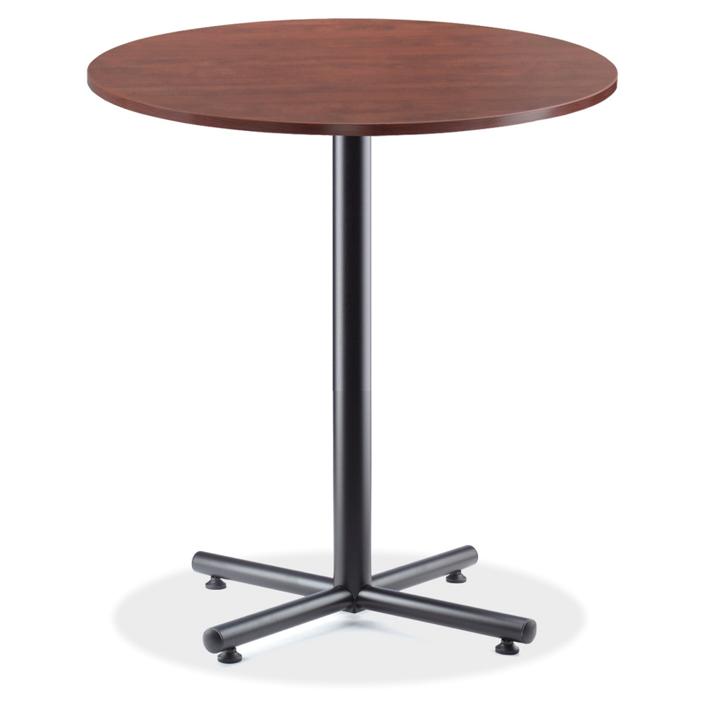 Cafe Height Cross Base - Black