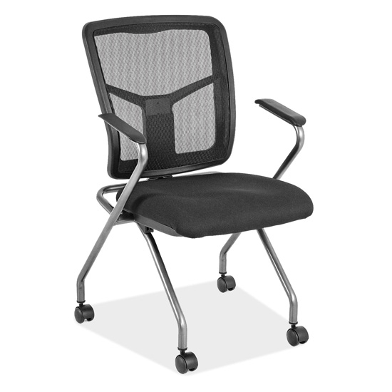 Nesting Chair with Titanium Gray Frame