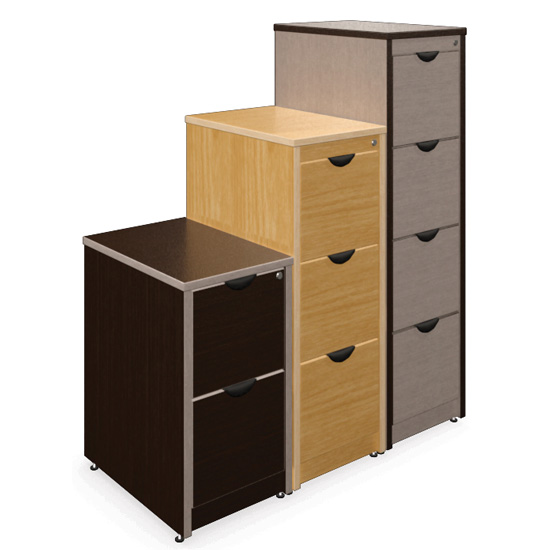 2 Drawer Legal File with Lock