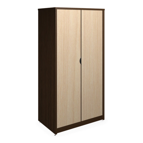 "2 Door Storage with Locks – 72"" H"