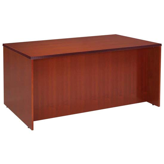 "66"" Rectangular Desk Shell"