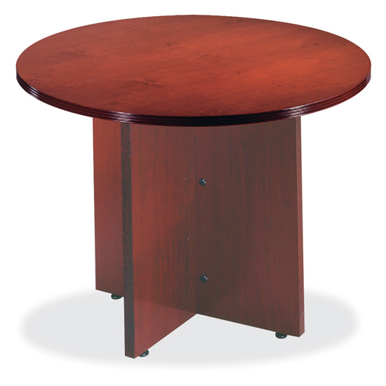 Round Conference Table – X Base