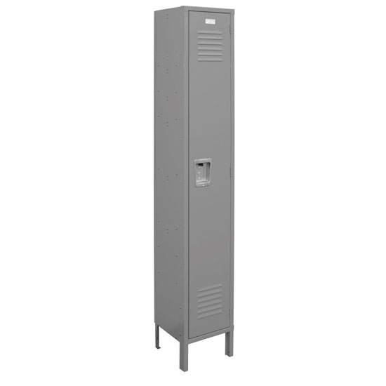 OfficeSource Corridor Lockers 1 Tier 1-Wide Locker